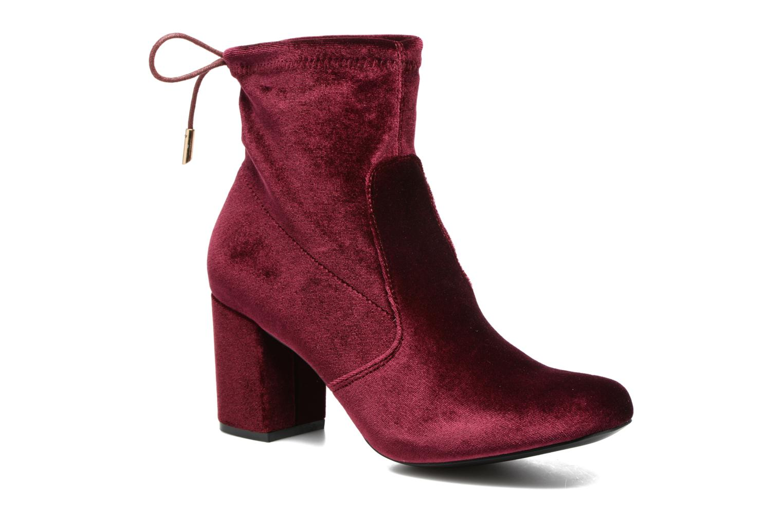 Bottines et boots I Love Shoes THRESSY Bordeaux vue détail/paire