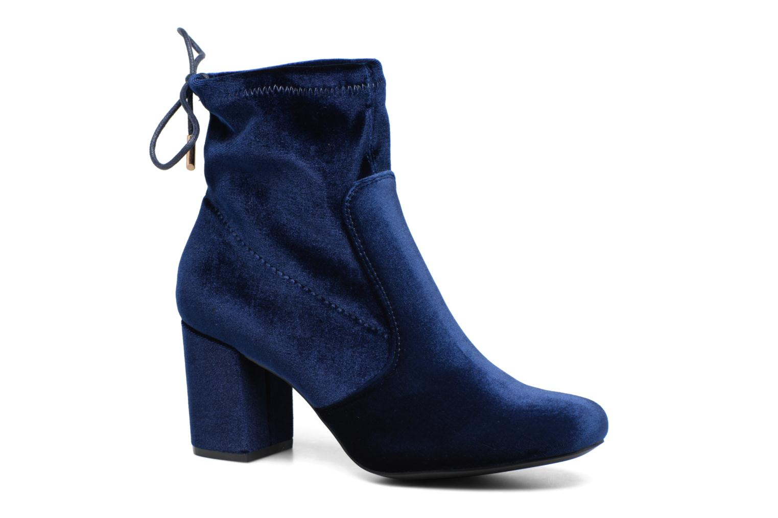 Bottines et boots I Love Shoes THRESSY Bleu vue détail/paire