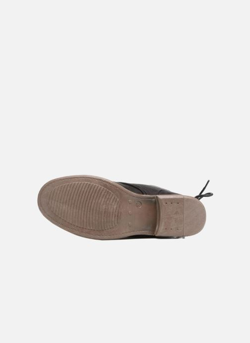 Bottines et boots I Love Shoes THABLEAU Fourrée Noir vue haut
