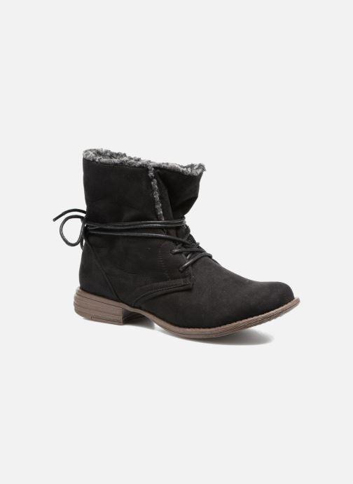 Botines  I Love Shoes THABLEAU Fourrée Negro vista de detalle / par