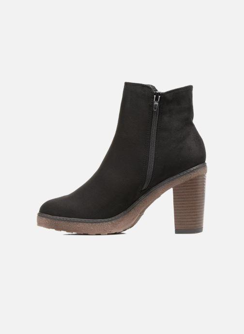 Stivaletti e tronchetti I Love Shoes THALUS Marrone immagine frontale