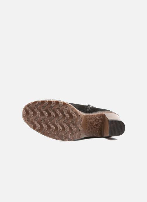 Stivaletti e tronchetti I Love Shoes THALUS Marrone immagine dall'alto