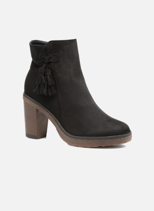 Bottines et boots I Love Shoes THALUS Marron vue détail/paire