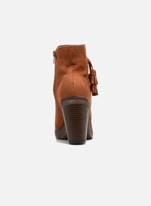 Bottines et boots I Love Shoes THALUS Marron vue droite