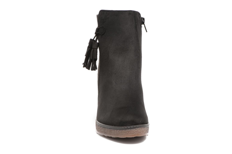 Boots en enkellaarsjes I Love Shoes THALUS Bruin model