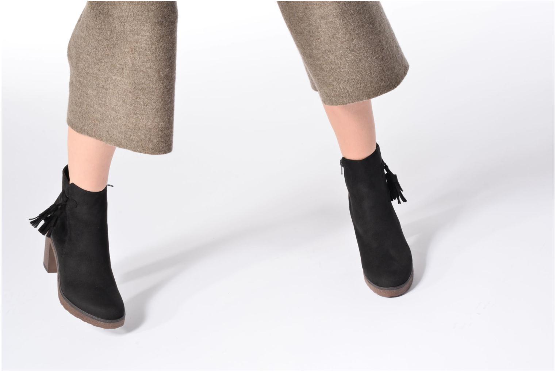 Stivaletti e tronchetti I Love Shoes THALUS Marrone immagine dal basso