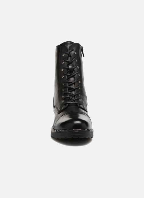 Stiefeletten & Boots I Love Shoes THALITA schwarz schuhe getragen