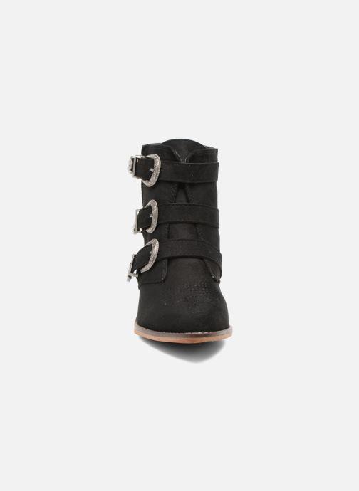 Botines  I Love Shoes THERAPI Negro vista del modelo