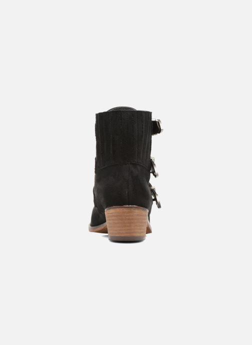 Botines  I Love Shoes THERAPI Negro vista lateral derecha