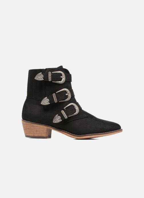 Botines  I Love Shoes THERAPI Negro vistra trasera