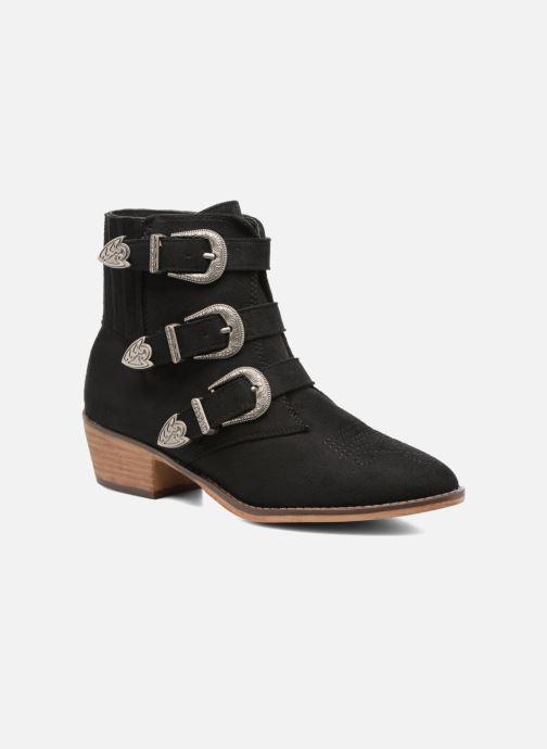 Botines  I Love Shoes THERAPI Negro vista de detalle / par