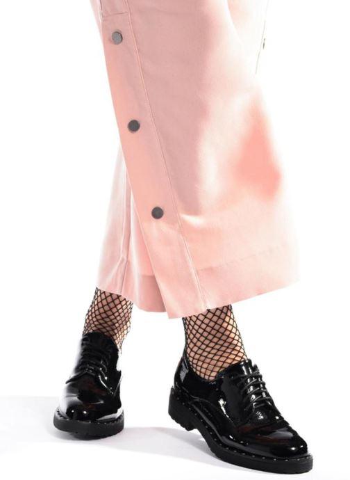 Chaussures à lacets I Love Shoes THRYCIA Gris vue bas / vue portée sac
