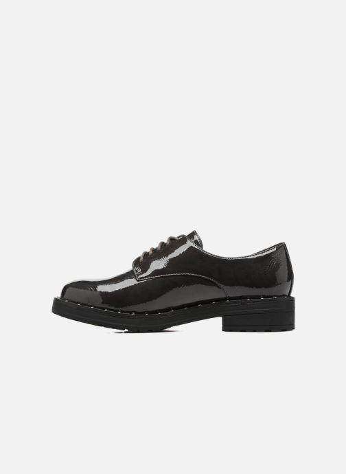 Scarpe con lacci I Love Shoes THRYCIA Grigio immagine frontale