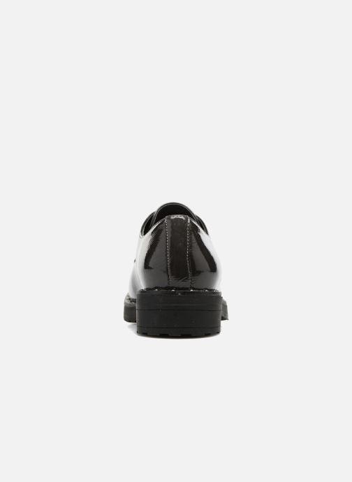 Scarpe con lacci I Love Shoes THRYCIA Grigio immagine destra