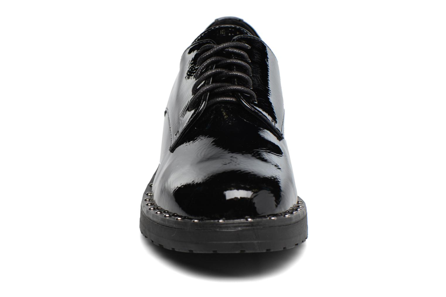 Lace-up shoes I Love Shoes THRYCIA Black model view