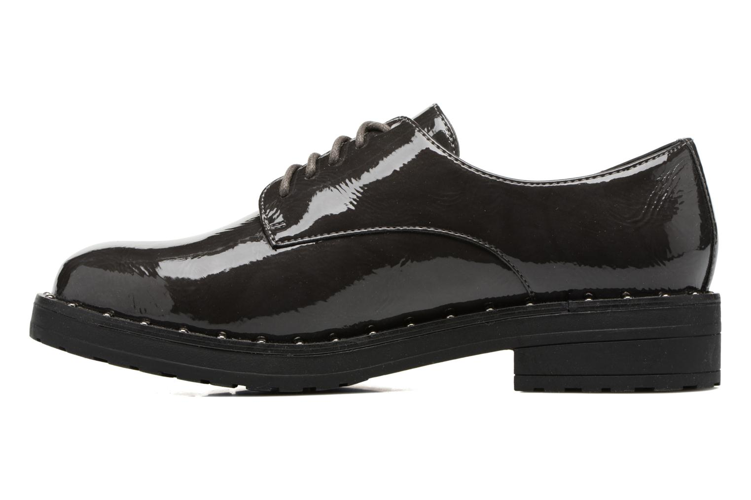 Lace-up shoes I Love Shoes THRYCIA Grey front view