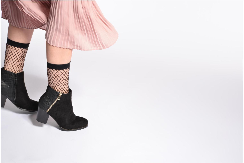 Ankelstøvler I Love Shoes Thucie Sort se forneden