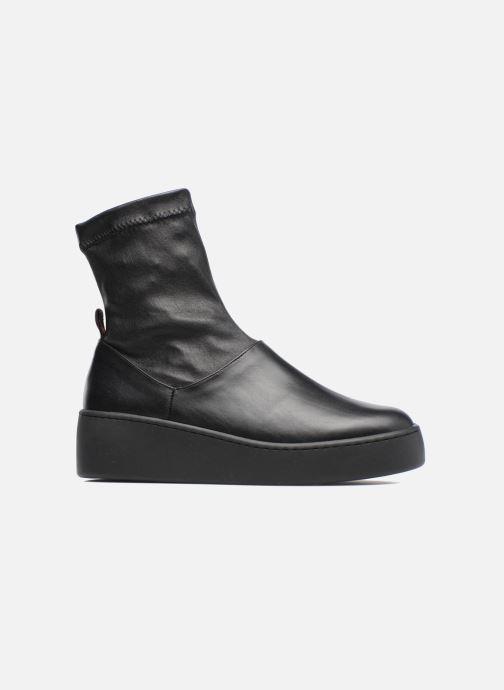 Bottines et boots Clergerie Teniera Noir vue derrière