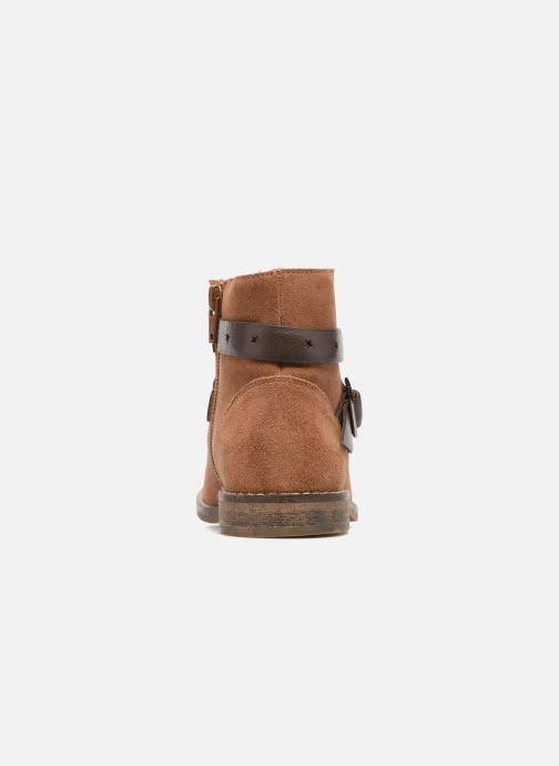 Bottines et boots I Love Shoes SELIA LEATHER Marron vue droite