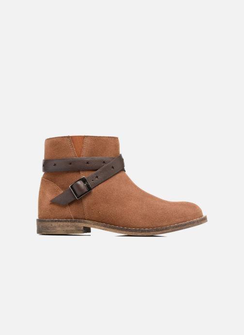 Bottines et boots I Love Shoes SELIA LEATHER Marron vue derrière