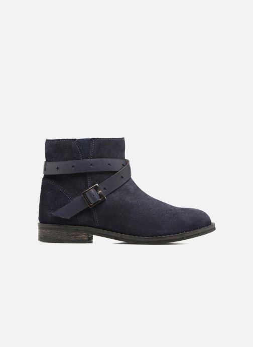 Bottines et boots I Love Shoes SELIA LEATHER Bleu vue derrière