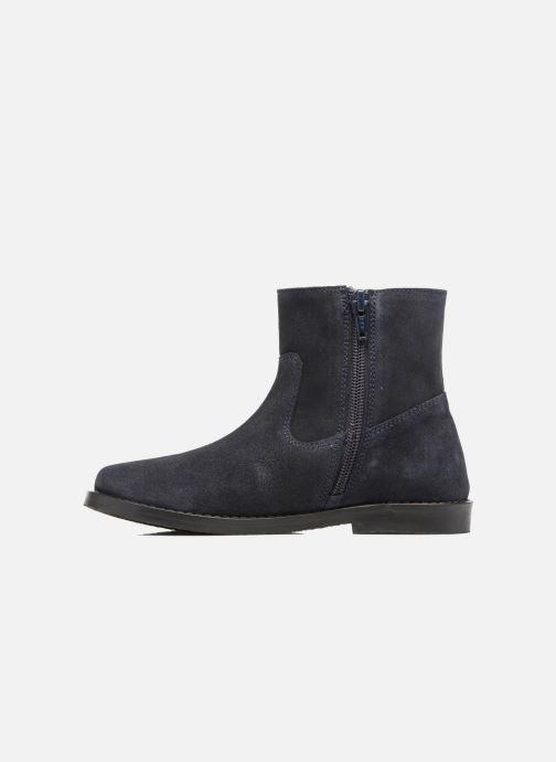 Boots en enkellaarsjes I Love Shoes SYLVE LEATHER Blauw voorkant