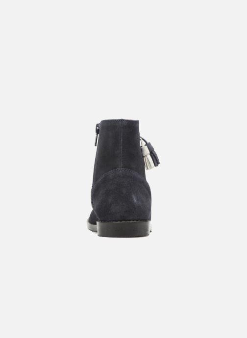 Boots en enkellaarsjes I Love Shoes SYLVE LEATHER Blauw rechts