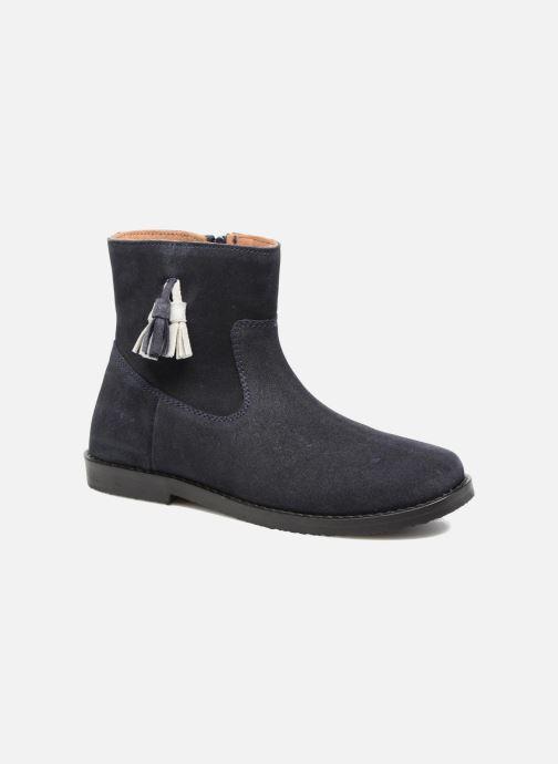 Boots en enkellaarsjes I Love Shoes SYLVE LEATHER Blauw detail