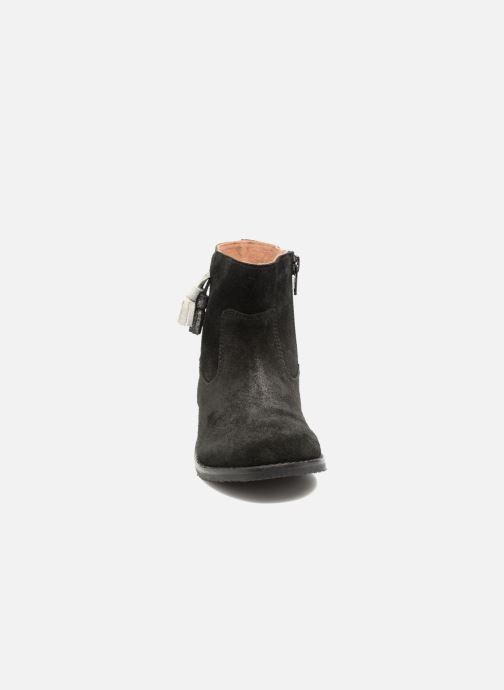 Botines  I Love Shoes SYLVE LEATHER Negro vista del modelo