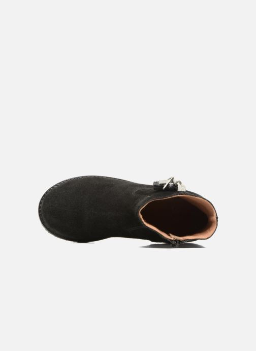 Botines  I Love Shoes SYLVE LEATHER Negro vista lateral izquierda
