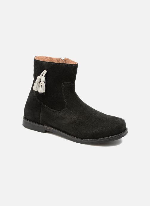 Boots en enkellaarsjes I Love Shoes SYLVE LEATHER Zwart detail