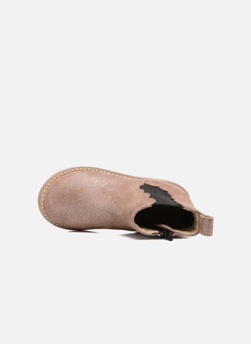 Bottines et boots I Love Shoes SELIME LEATHER Rose vue gauche