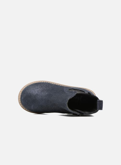 Botines  I Love Shoes SELIME LEATHER Azul vista lateral izquierda