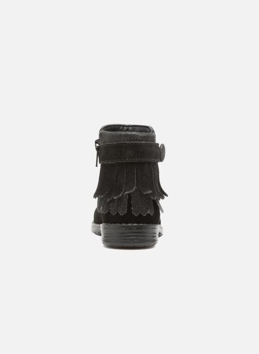 Botines  I Love Shoes SYNDA LEATHER Negro vista lateral derecha
