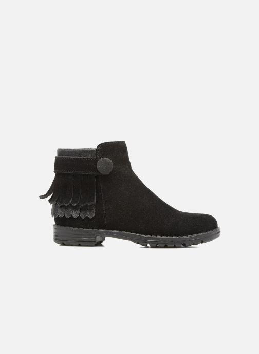 Botines  I Love Shoes SYNDA LEATHER Negro vistra trasera
