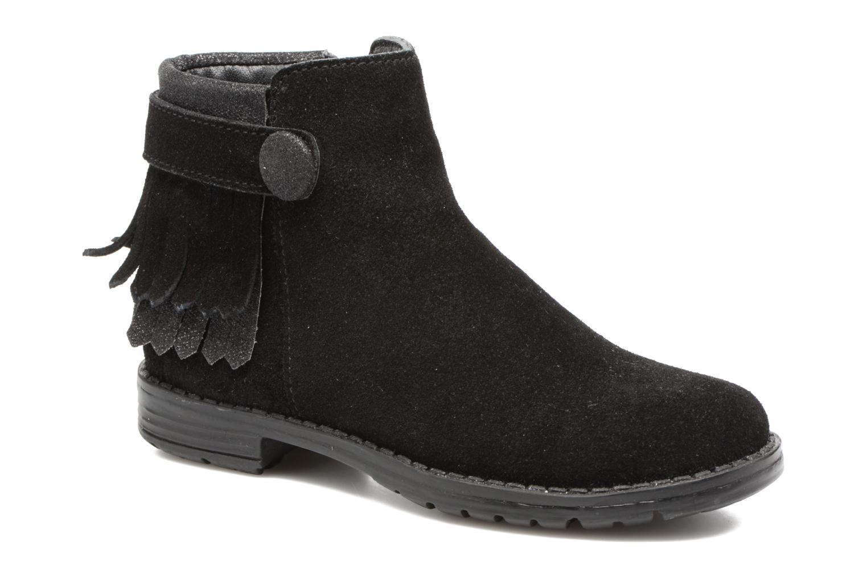 Stivaletti e tronchetti I Love Shoes SYNDA LEATHER Nero vedi dettaglio/paio