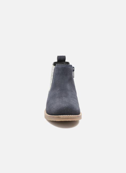 Bottines et boots I Love Shoes STEFFI LEATHER Bleu vue portées chaussures