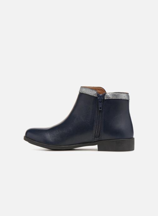 Boots en enkellaarsjes I Love Shoes SYBILLE LEATHER Blauw voorkant