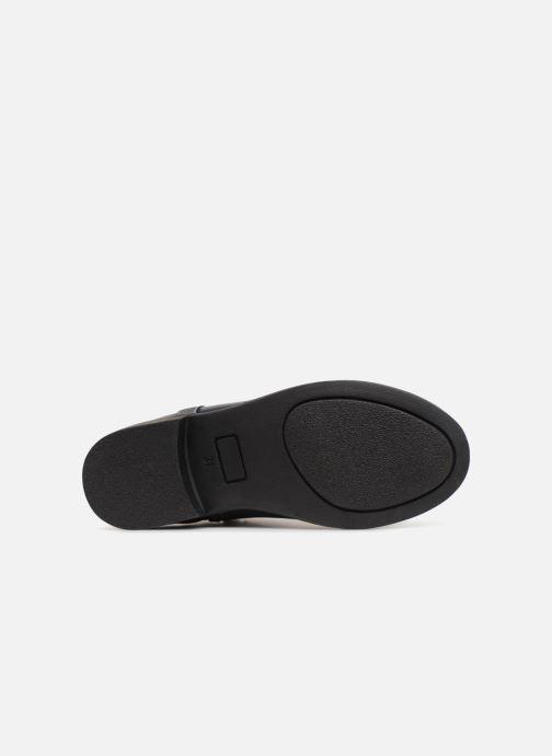Boots en enkellaarsjes I Love Shoes SYBILLE LEATHER Blauw boven
