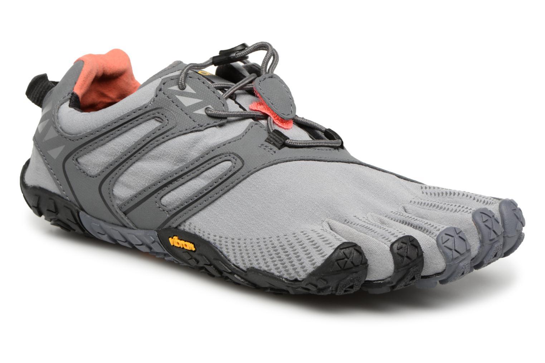 Vibram FiveFingers V-Trail (Gris) - Chaussures de sport en Más cómodo Spécial temps limité