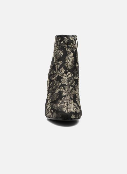 Bottines et boots Bruno Premi Bielka Noir vue portées chaussures