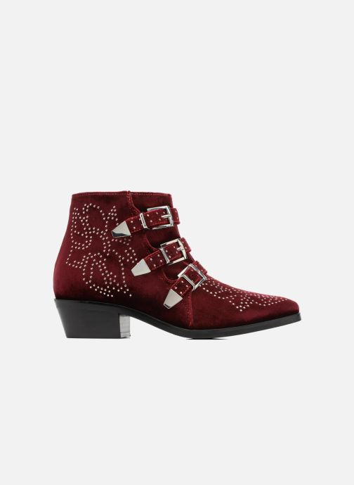 Bottines et boots Bruno Premi Bonnie Bordeaux vue derrière