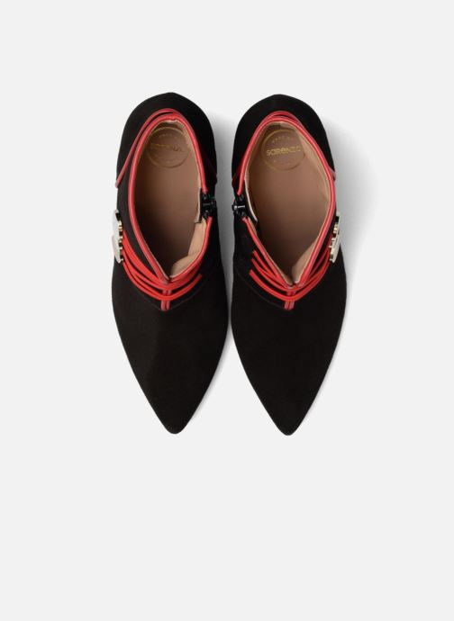Botines  Made by SARENZA Boots Camp #9 Negro vista del modelo