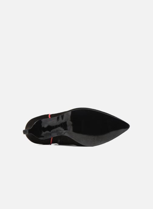 Boots en enkellaarsjes Made by SARENZA Boots Camp #9 Zwart boven