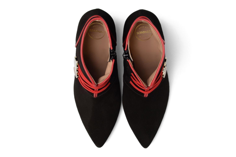 Bottines et boots Made by SARENZA Boots Camp #9 Noir vue portées chaussures