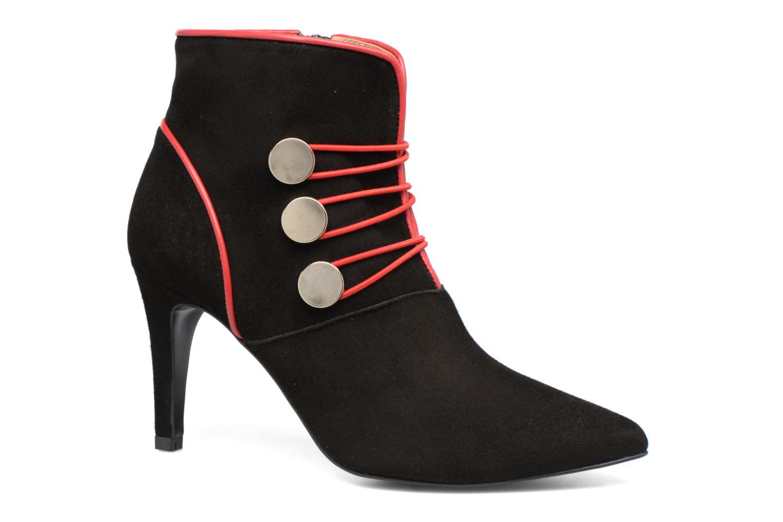 Bottines et boots Made by SARENZA Boots Camp #9 Noir vue droite