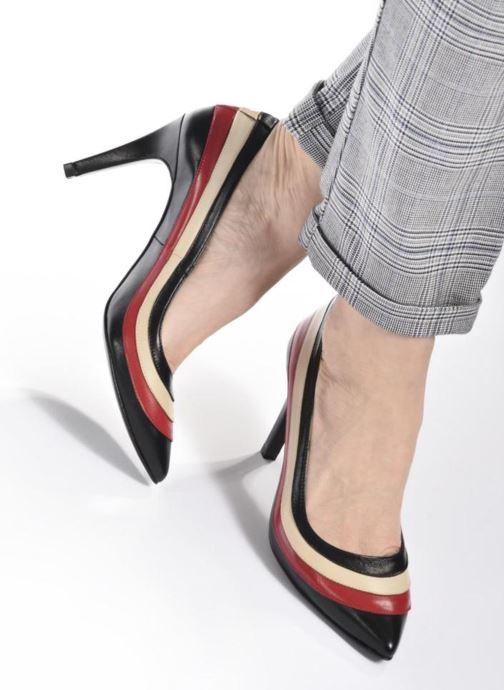 Zapatos de tacón Made by SARENZA Snow Disco #4 Negro vista de abajo