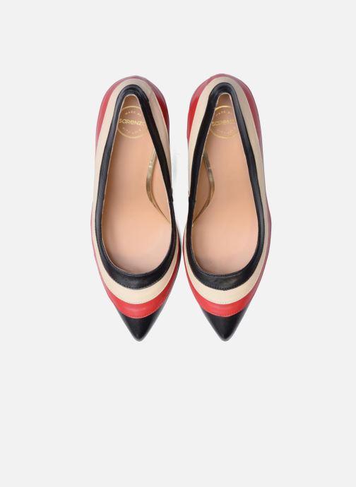 Zapatos de tacón Made by SARENZA Snow Disco #4 Negro vista del modelo