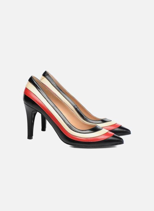Zapatos de tacón Made by SARENZA Snow Disco #4 Negro vistra trasera