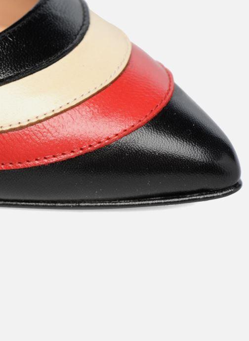 Zapatos de tacón Made by SARENZA Snow Disco #4 Negro vista lateral izquierda